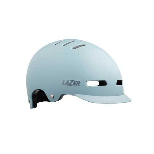 Lazer Kask Next+ Matte Light Blue + led WO