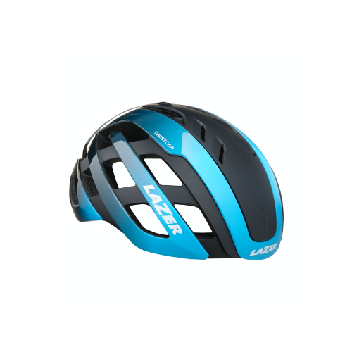 Lazer Kask Century Blue Black+LED WO