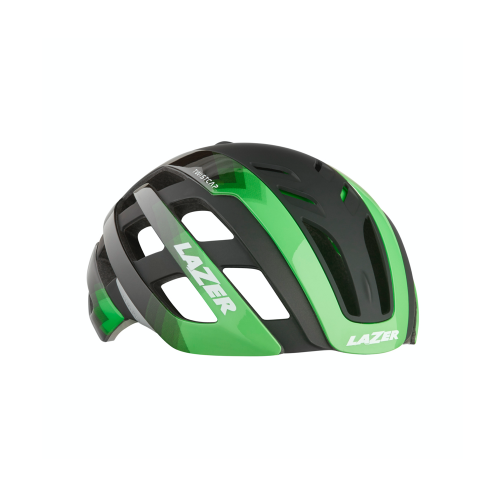 Lazer Kask Century Flash Green+LED WO