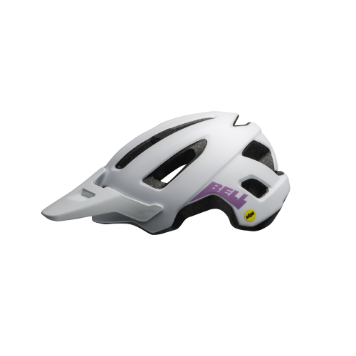 Kask mtb BELL NOMAD W INTEGRATED MIPS matte white purple