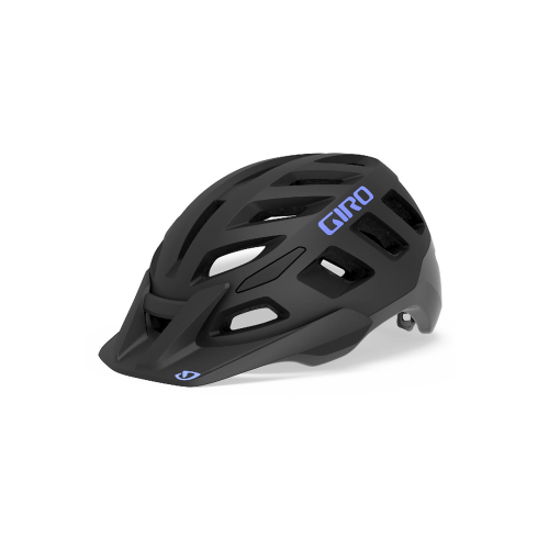 Kask mtb GIRO RADIX INTEGRATED MIPS W matte black electric purple
