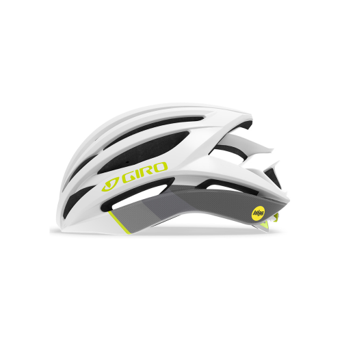 Kask szosowy GIRO SEYEN INTEGRATED MIPS white grey citron