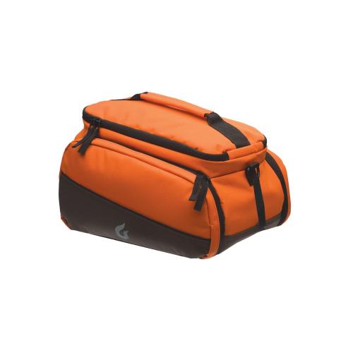 Torba na bagażnik BLACKBURN LOCAL TRUNK BAG 15l czarno-pomarańczowa