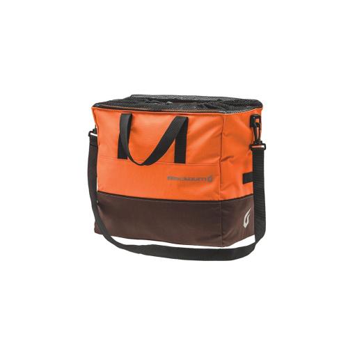 orba na bagażnik BLACKBURN LOCAL GROCERY 20l brązowo-pomarańczowa