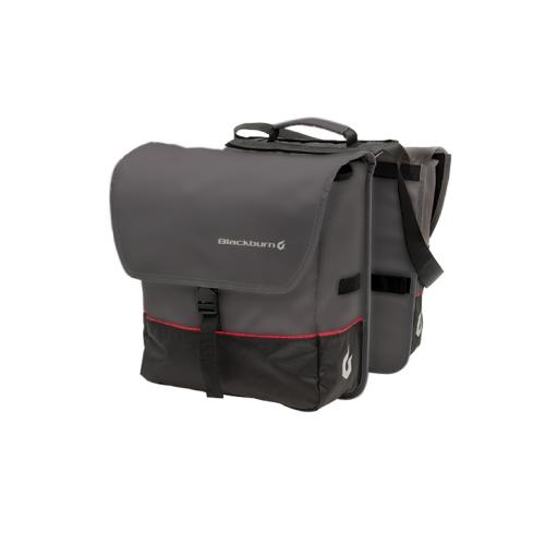 Torba na bagażnik BLACKBURN LOCAL 36l czarno-grafitowa