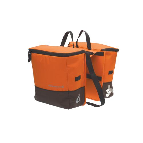 Torba na bagażnik BLACKBURN LOCAL COOLER 25l pomarańczowo-brązowa