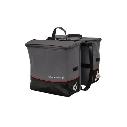 Torba na bagażnik BLACKBURN LOCAL COOLER 25l czarno-grafitowa