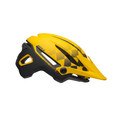 Kask rowerowy BELL SIXER INTEGRATED MIPS finishline matte yellow black
