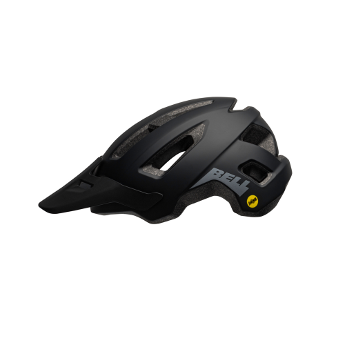 Kask rowerowy mtb BELL NOMAD matte black gray