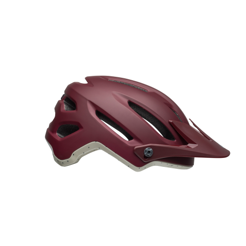 Kask mtb BELL 4FORTY INTEGRATED MIPS virago matte gloss maroon slate sand