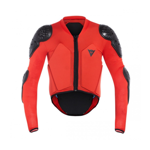 DAINESE SCARABEO SAFETY JACKET - BLACK/RED