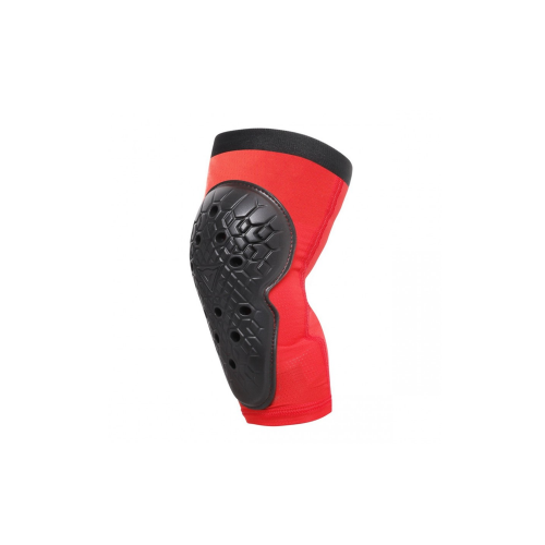 DAINESE SCARABEO KNEE GUARDS - BLACK/RED