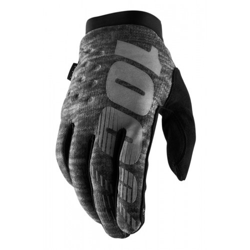 Rękawiczki 100% BRISKER Cold Weather Glove Heather grey