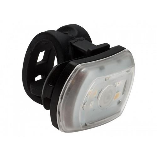 Lampka przednia/tylna BLACKBURN 2'FER USB przód 60 lumenów tył 20 lumenów czarna