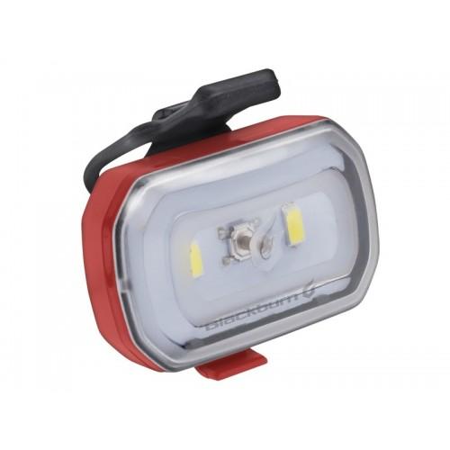 Lampka przednia BLACKBURN CLICK USB 60 lumenów czerwona (DWZ)