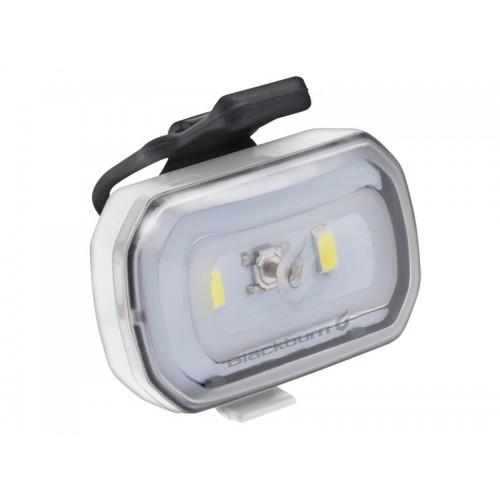 Lampka przednia BLACKBURN CLICK USB 60 lumenów biała (DWZ)