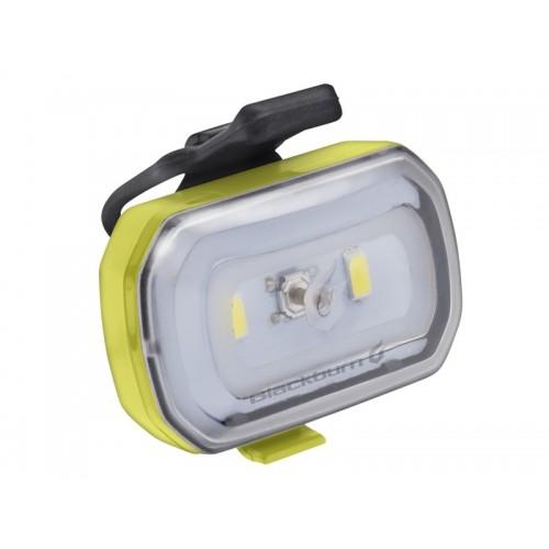 Lampka przednia BLACKBURN CLICK USB 60 lumenów żółta (DWZ)