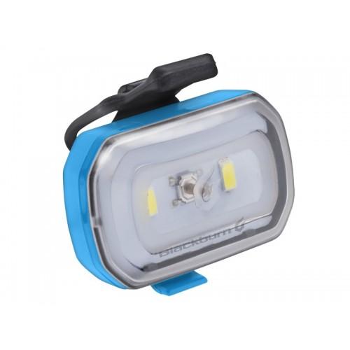 Lampka przednia BLACKBURN CLICK USB 60 lumenów niebieska (DWZ)