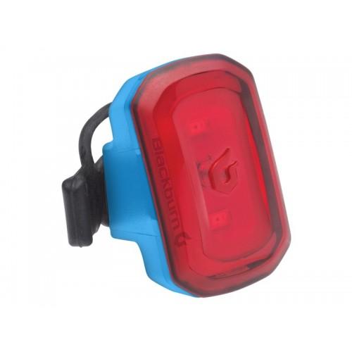 Lampka tylna BLACKBURN CLICK USB 20 lumenów niebieska (DWZ)