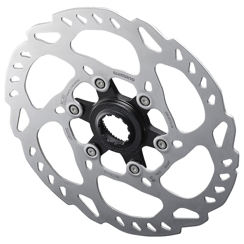 Tarcza hamulca Shimano 180mm Center Lock