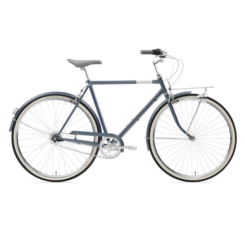 Rower CAFERACER MAN SOLO GRAY SKY 7s M 55