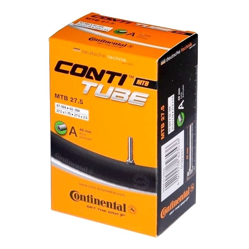Continental dentka mtb Conti tube mtb 27.5 x1.75/2.5