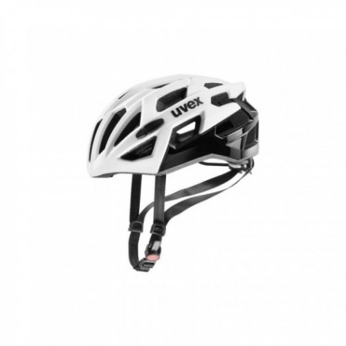 Kask uvex race 7 white