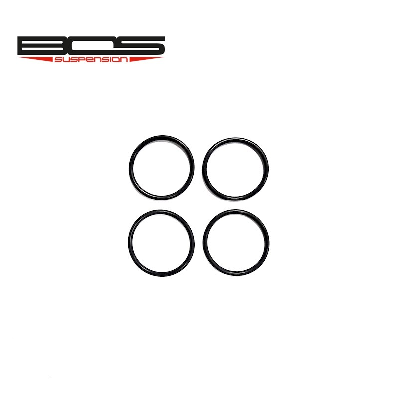 BOS O-ring set of 4 for positive chamber