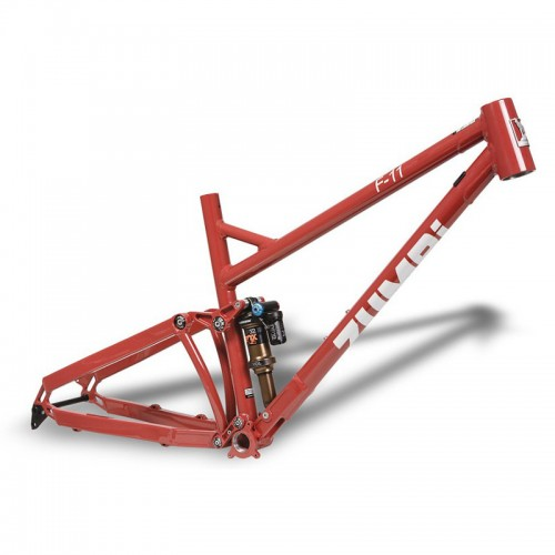 Rama Enduro 27.5 160mm Zumbi - Red