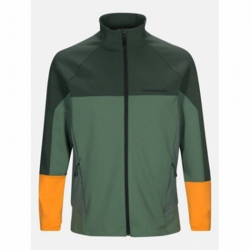PEAK PERFORMANCE kurtka soft-shell VISLIGHT MID JACKET