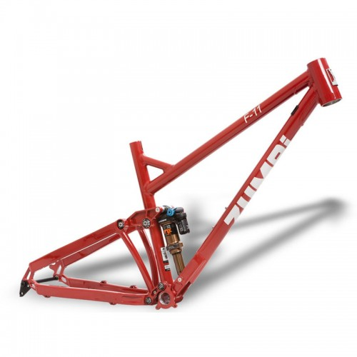 Rama Trail / AM 29 140mm Zumbi - red