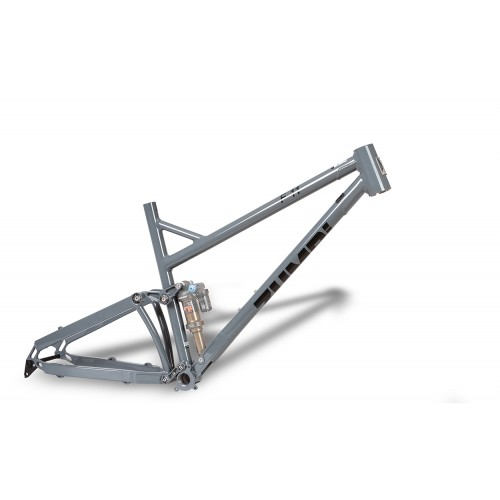 Rama Enduro F11 27.5 150mm Black / M