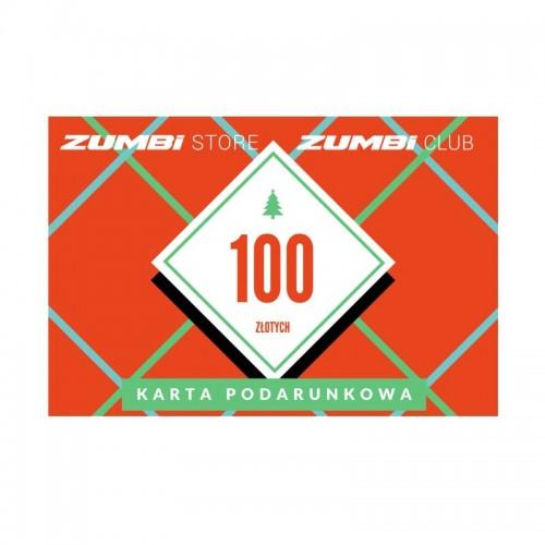 Karta Podarunkowa o wartości 100 zł