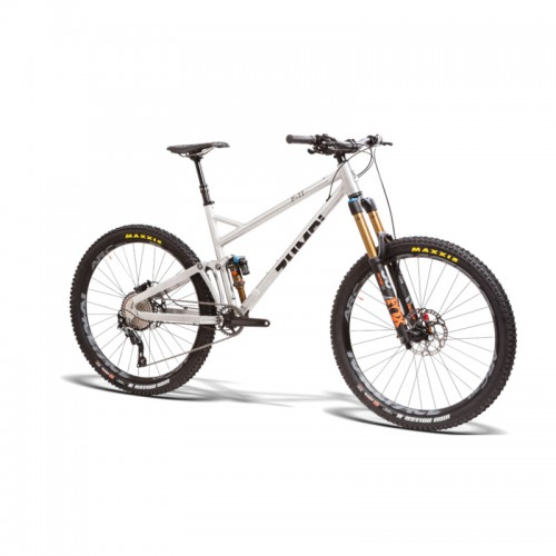 Rower Enduro 160mm 27.5 cali Zumbi F11 RAW / L