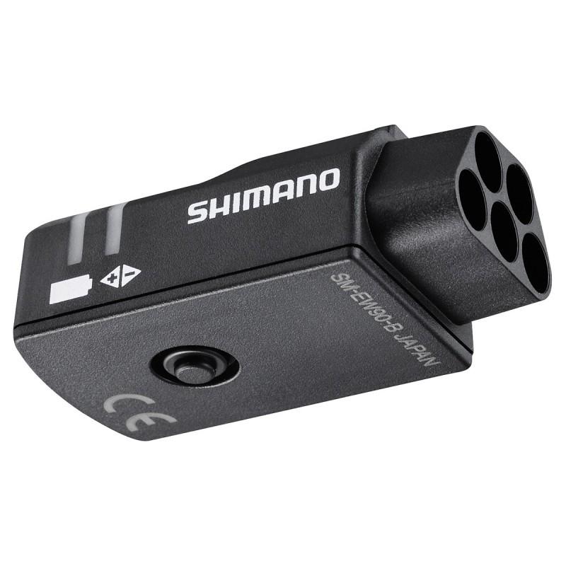Shimano Steps - Złącze-A SM-EW90-B 5 Portów Di2