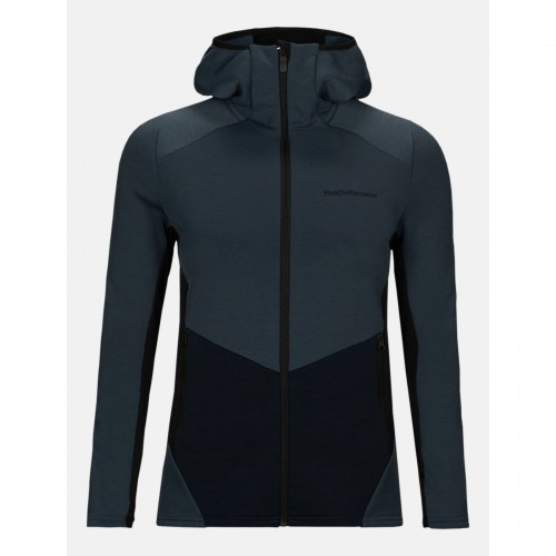 KURTKA PEAK PERFORMANCE W VERTICAL MID HOOD JACKET