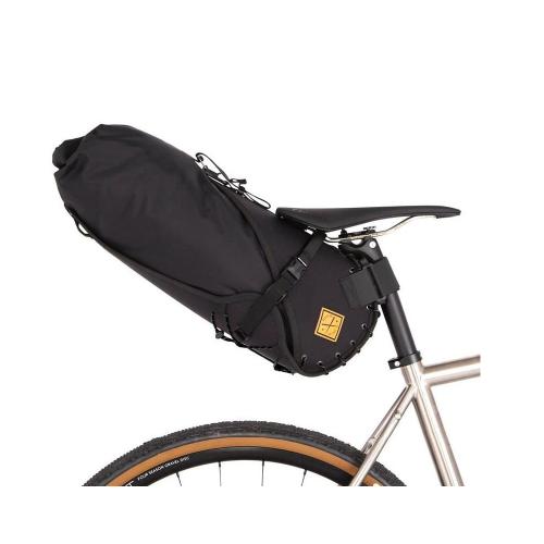 Torba podsiodłowa Restrap Saddle Bag, 14L, czarny