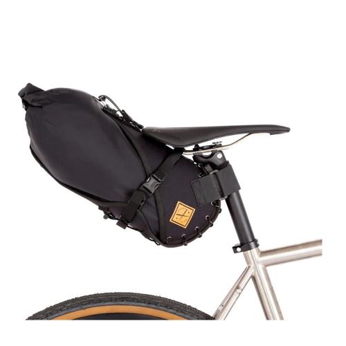 Torba podsiodłowa Restrap Saddle Bag, 8L, czarny