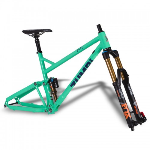 Rama enduro / AM 29 140mm Zumbi / set FOX34 + Dropper - team / L
