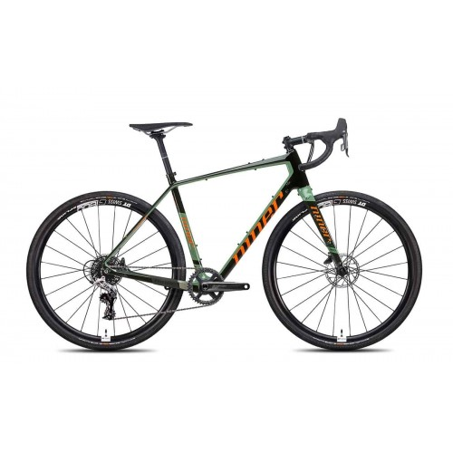 Rower Niner RLT 9 RDO – 3 Star Rival 1 2021 Olive Green-Orange