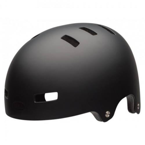Kask rowerowy bmx BELL LOCAL matte black