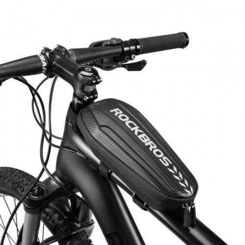 Torba / sakwa rowerowa na ramę 1l marki Rockbros.