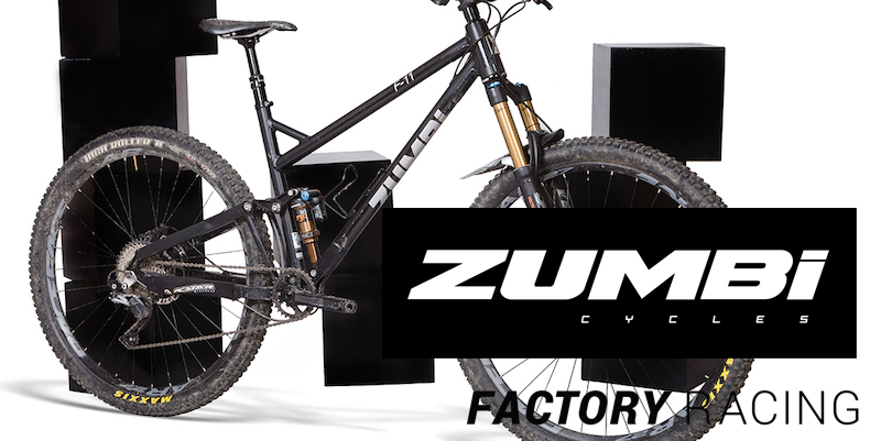 zumbi F11 29er black friday test bike